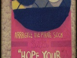 The Lost Socks: Arrrgyle the PirateSock