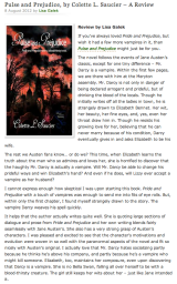 """Book Review: """"Pulse and Prejudice"""""""